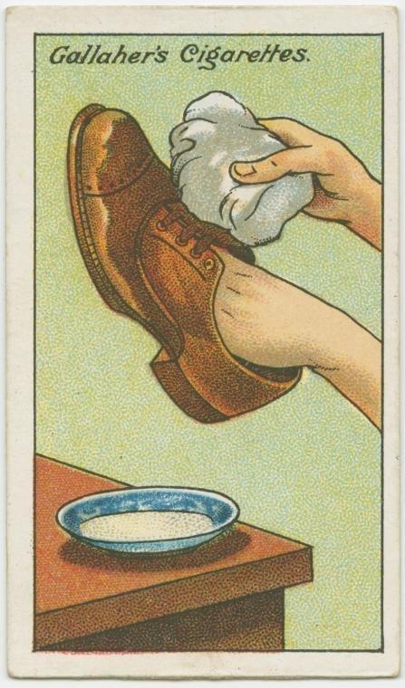 Cách loại bỏ vết bẩn khỏi giày
