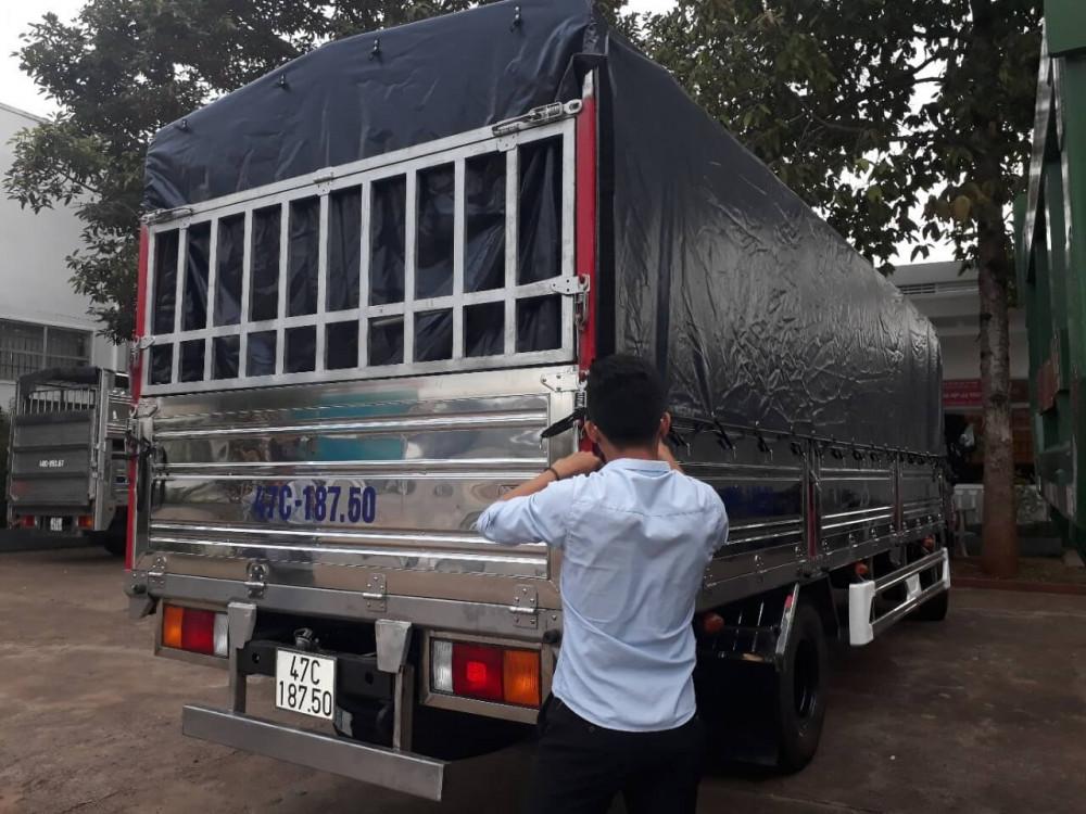 Thủ tục mua xe tải trả góp tại Ô Tô Miền Nam Tây Nguyên