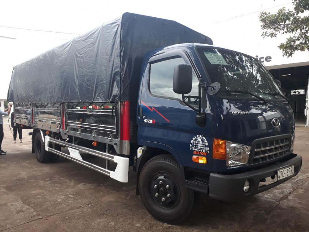 Thủ tục mua xe tải trả góp tại Ô Tô Miền Nam