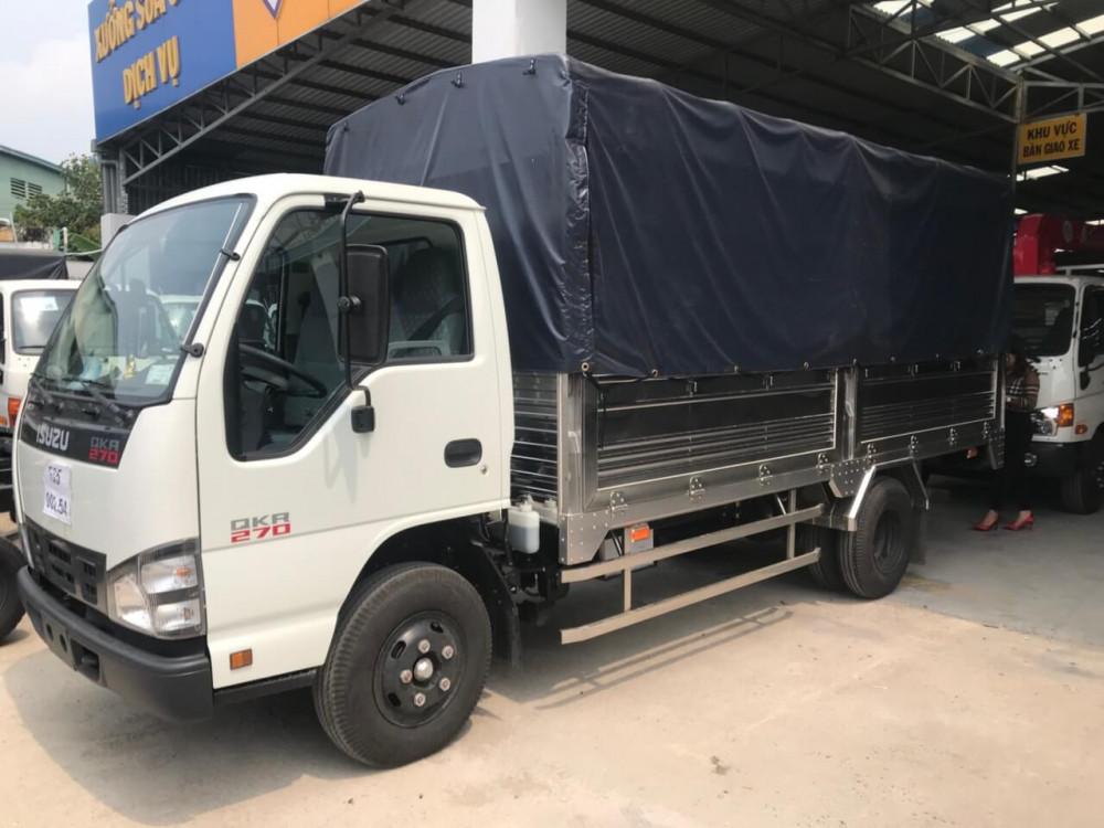 Tư vấn mua xe tải Isuzu 1.4 tấn trả góp