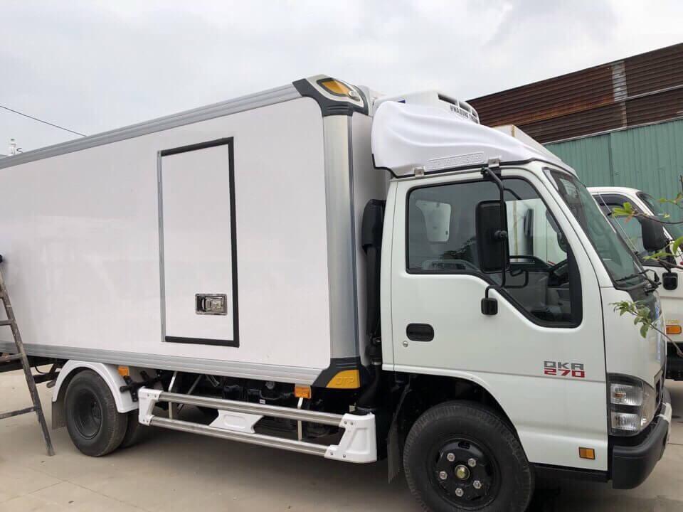 Bán xe tải Isuzu 1.9 tấn trả góp nhanh
