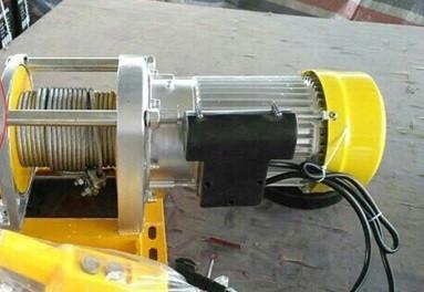 Lựa chọn máy tời điện cho công trình xây dựng theo nhu cầu sử dụng(1)