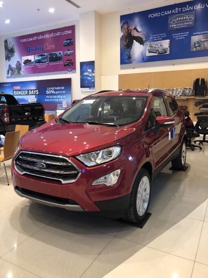 Đánh giá xe Ford Ecosport 2018 - Dòng SUV đẳng cấp