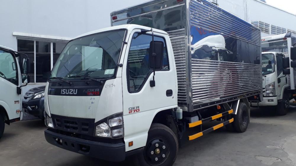 Thông số kỹ thuật, hình ảnh nội thất, trang bị xe tải isuzu 2.9 tấn