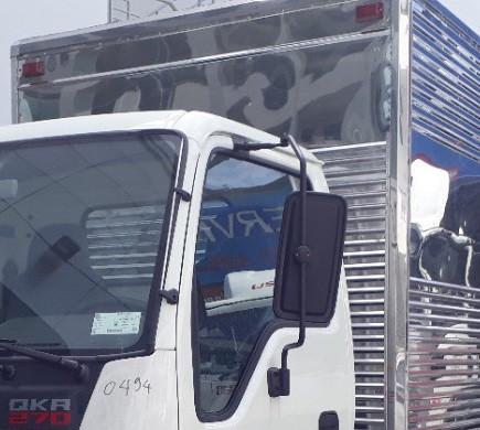 Gương chiếu hậu bên phụ Xe tải Isuzu 2.9 tấn QKR77HE4