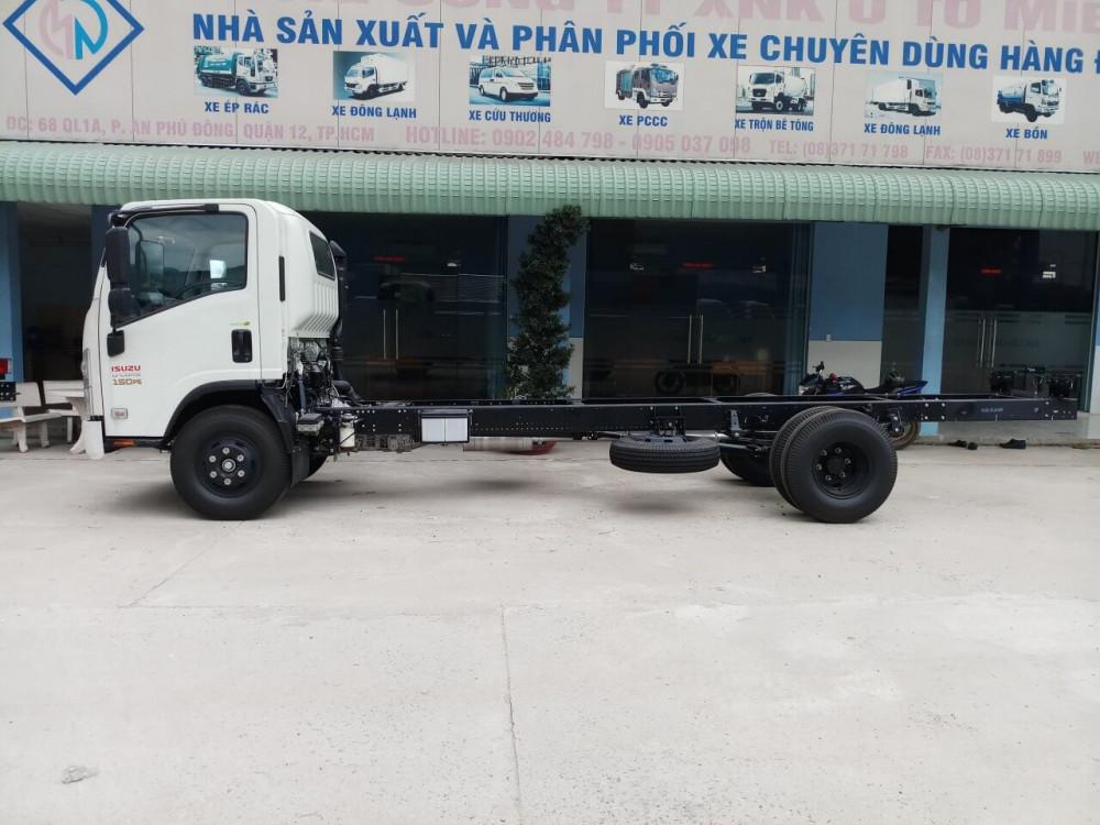 Trang bị động cơ trên xe tải Isuzu 2.9 tấn QKR77HE4