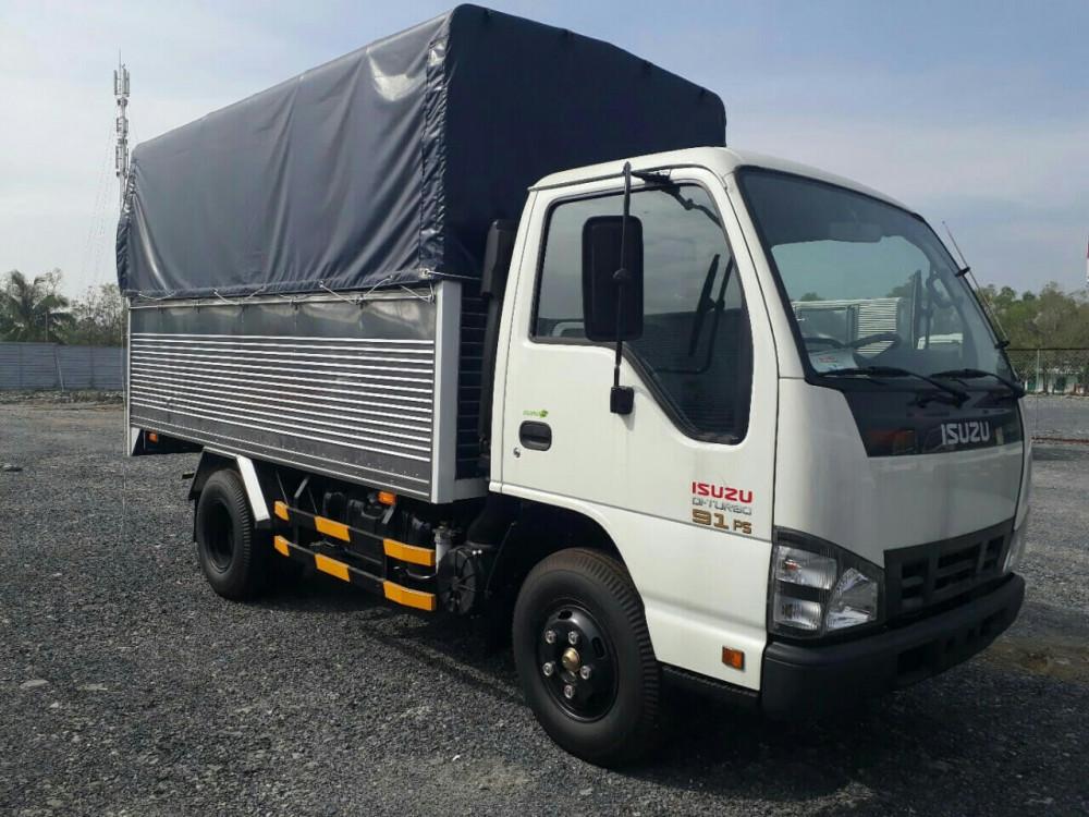 Ưu điểm chính của xe tải Isuzu 2.49 tấn thùng mui bạt - 1