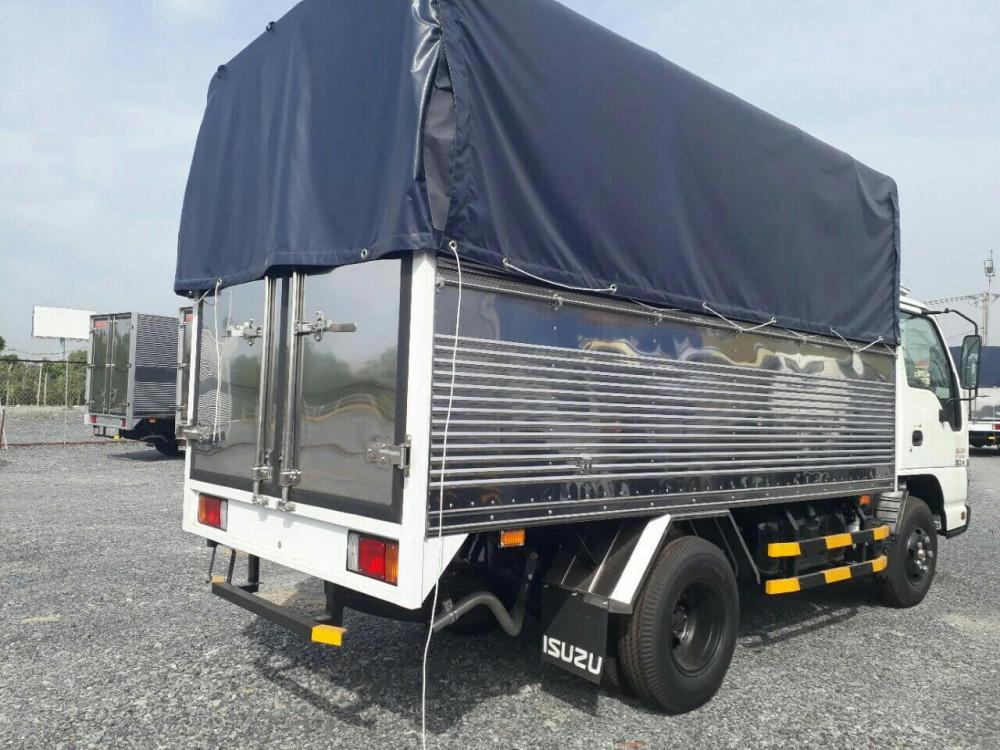 Ưu điểm chính của xe tải Isuzu 2.49 tấn thùng mui bạt - 3