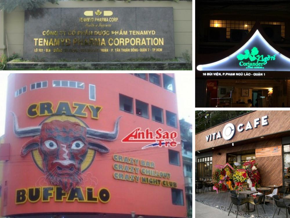 Thi công biển quảng cáo các công trình tại TPHCM