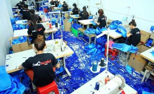 Xưởng may Balo Túi Xách - chuyên nhận may balo, túi xách, cặp học sinh các loại