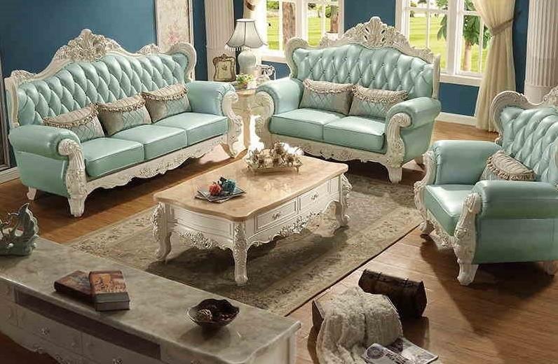 Những mẫu sofa đẹp phong cách cổ điển Châu Âu được ưa chuộng nhất hiện nay: