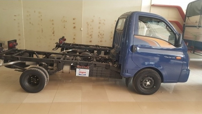 Ưu điểm của xe tảiHyundai HD700 Đồng Vàng(3)
