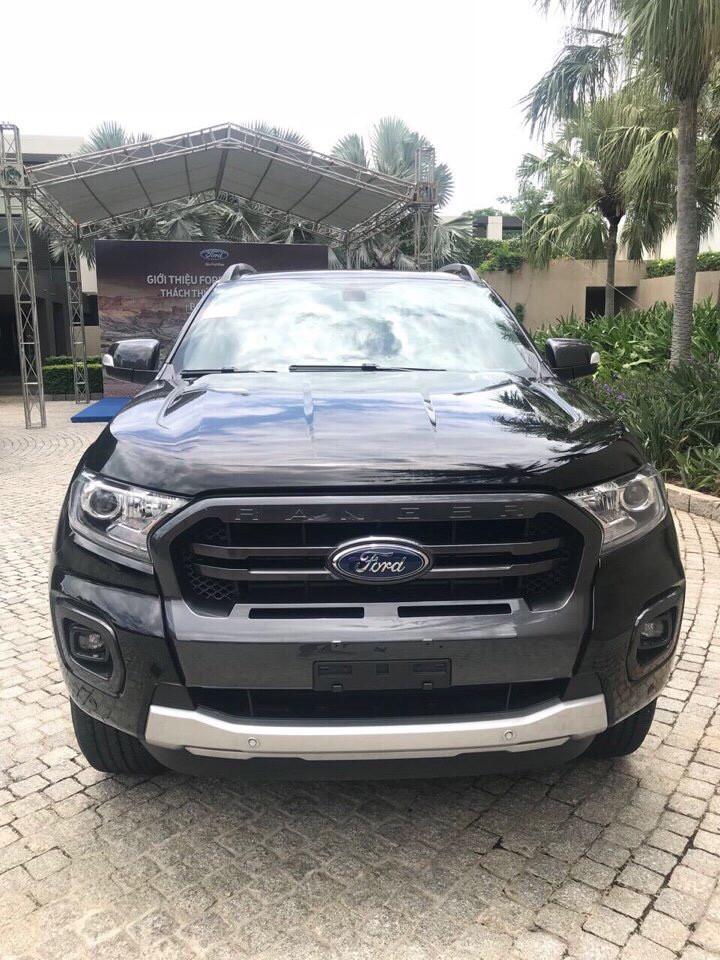 Đánh giá Ford Ranger 2019-2020 chuẩn mực bán tải - sự lựa chọn thông minh(4)