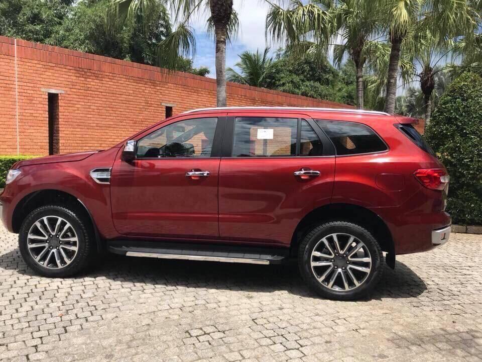 Đánh giá xe Ford Everest 2018 qua góc nhìn của người dùng Việt(1)