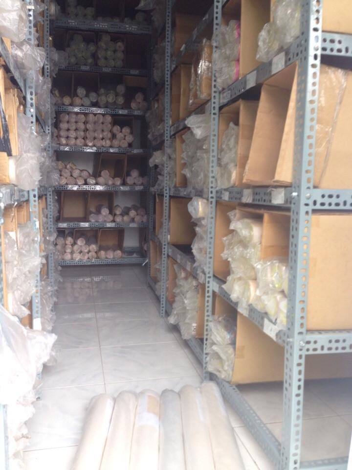 Nguồn háng sỉ vải dán tường sợi thủy tinh được liên tục cung ứng cho thị trường toàn quốc
