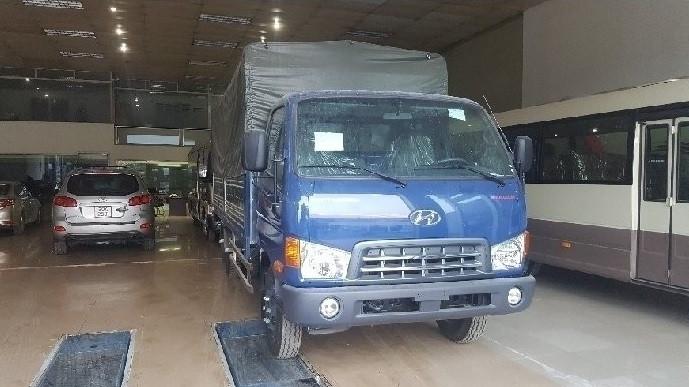 Ưu điểm mua xe tải Hyundai HD700 Đồng Vàng trả góp