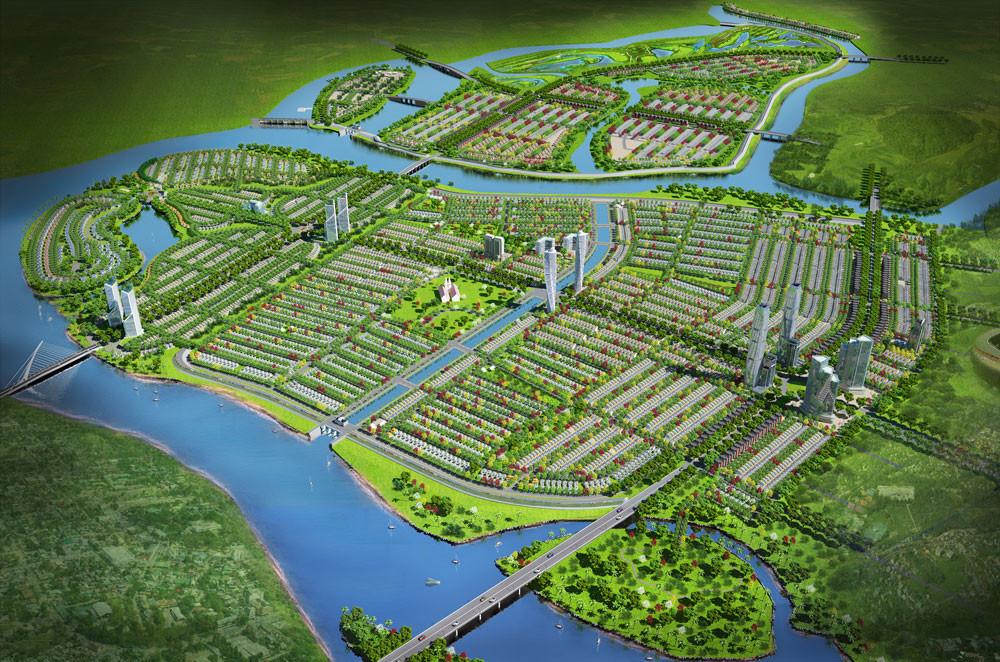 Giới thiệu khu đô thị sinh thái Nam Hòa Xuân