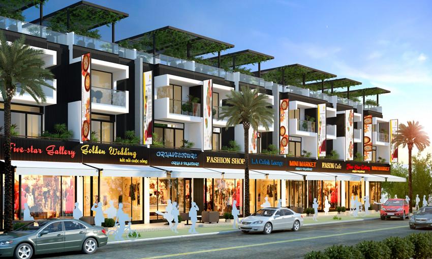 Xu hướng đầu tư mới Shophouse(2)