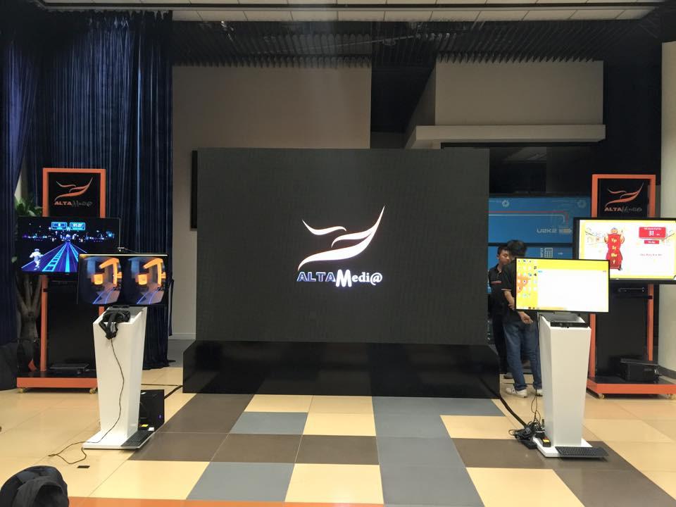 Đặt thuê màn hình Led P2 cùng Màn hình Led Âu Lạc (Alta Media) nhận hỗ trợ tư vấn trọn gói