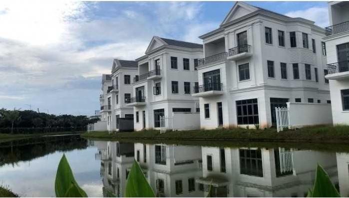 Giá bán biệt thự Vinhomes Riverside The Harmony đơn lập