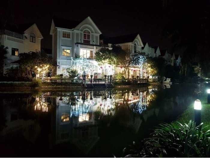 5 lý do biệt thự Vinhomes Riverside luôn hot trong phân khúc biệt thự bên hồ tại Hà Nội