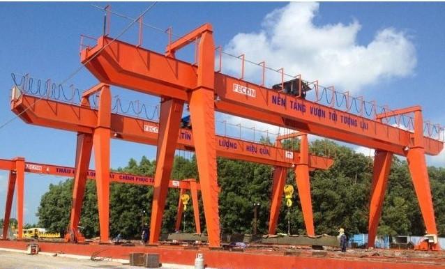 Công ty TNHH thiết bị công nghiệp và cầu trục Trung Nguyên
