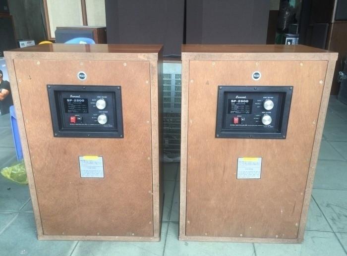 Giá loa thùng Sansui cổ điển SP2500 đã qua sử dụng(2)