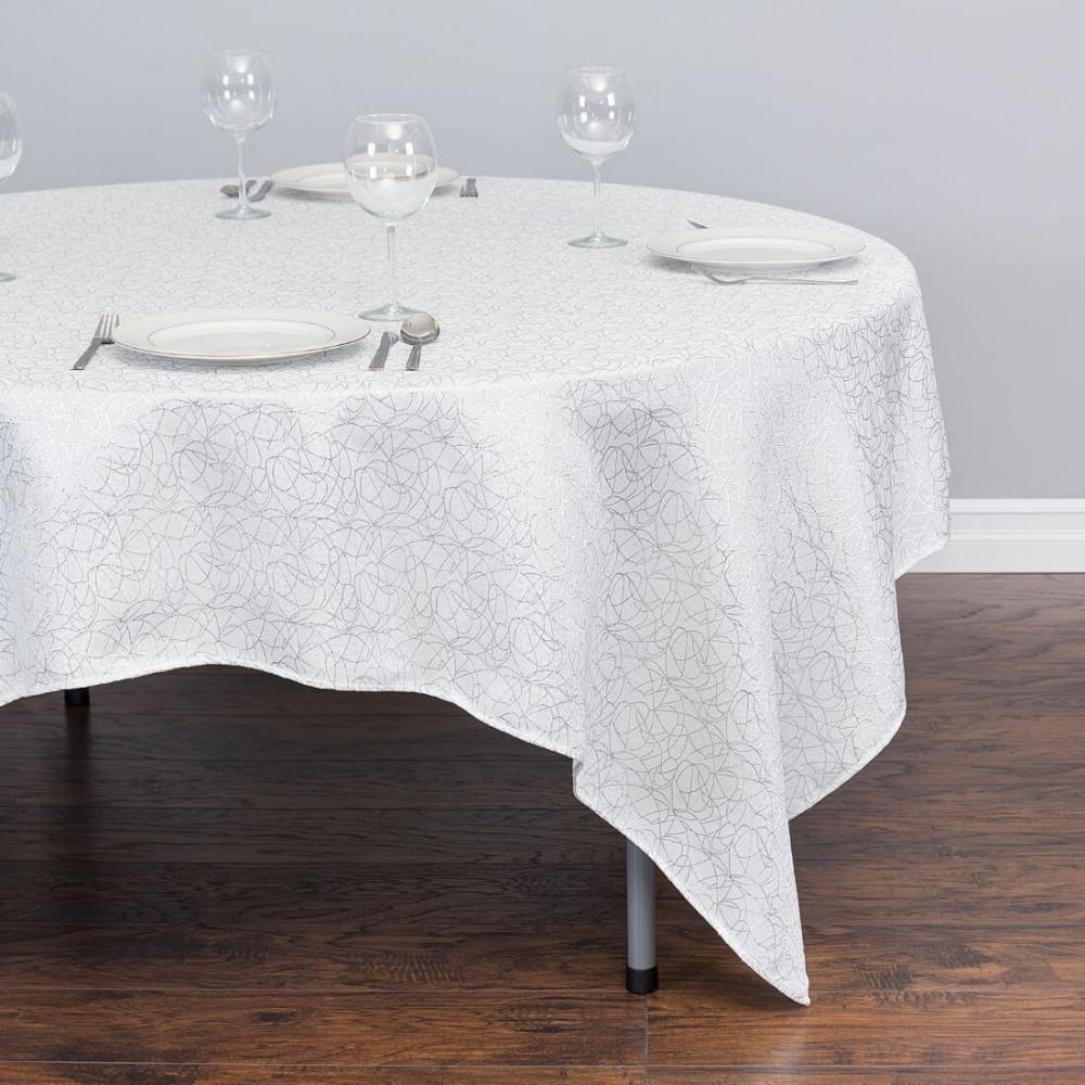 Những mẫu khăn trải bàn tròn hot nhất hiện nay - 4