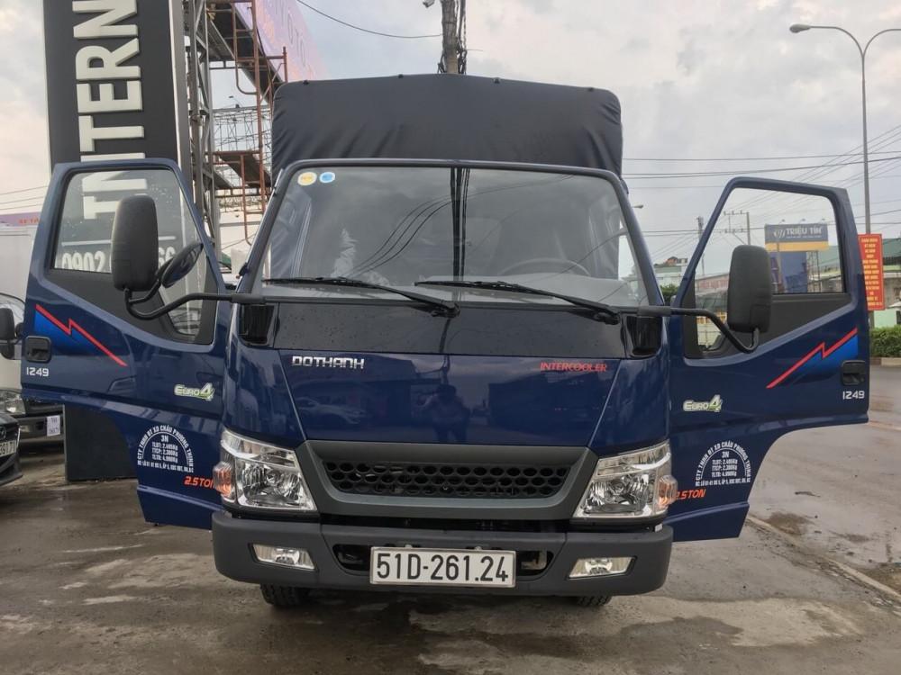 Tổng quan về xe tải Đô Thành IZ49