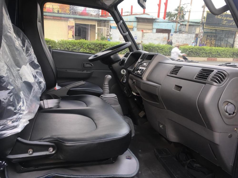 Nội thất xe tải Hyundai Đô Thành iz49 đầy đủ tiện nghi, an toàn