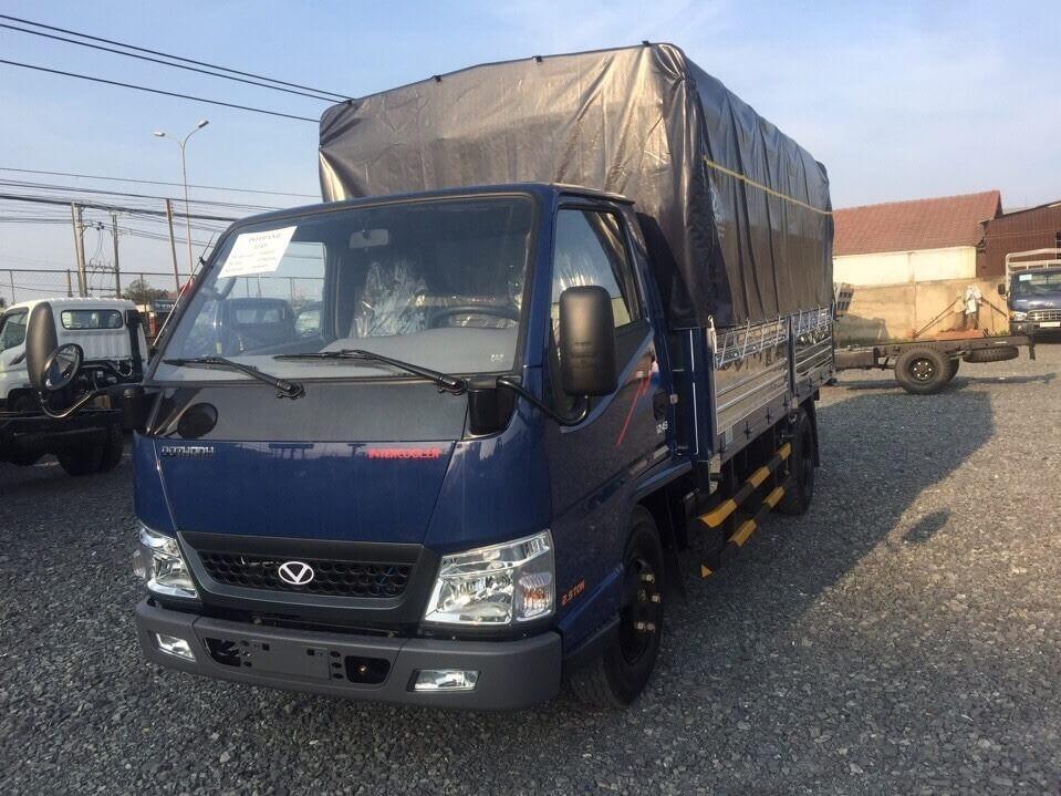 Ngân hàng hoặc công ty hỗ trợ mua xe tải Đô Thành iz49 trả góp