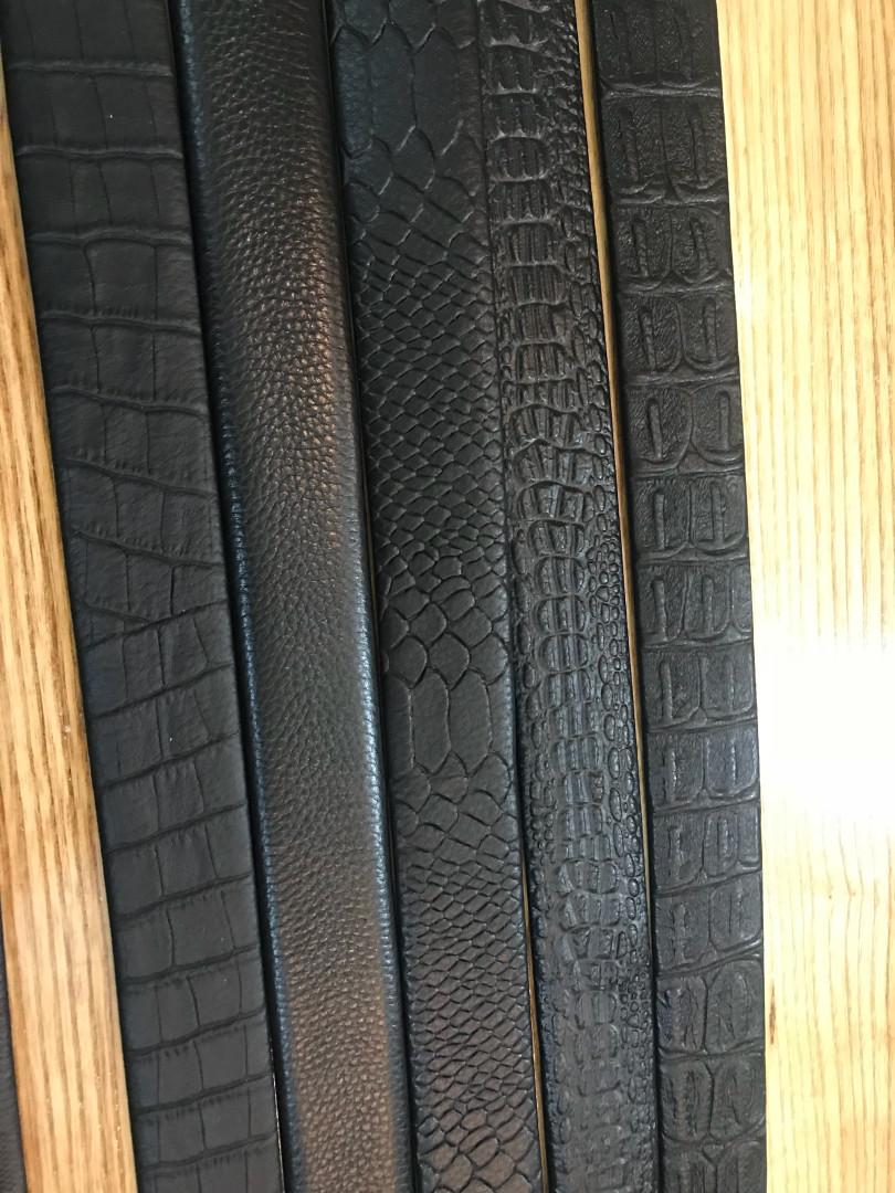 Mẫu dây nịt da cao cấp chuẩn hàng xuất khẩu tại Balo Túi Xách