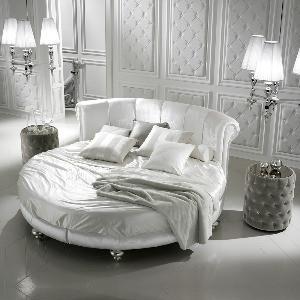 Cách đặt vị trí giường tròn chất lượng giá rẻ theo phong thủy