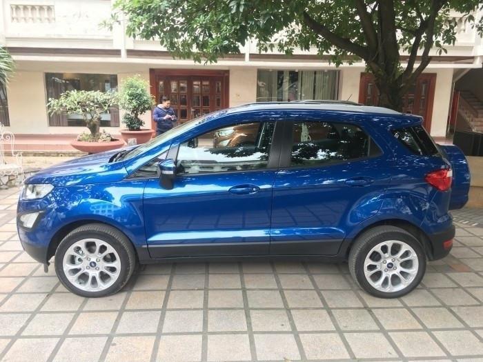 Mua trả góp xe Ford Ecosport 2018 tại Hà Nội
