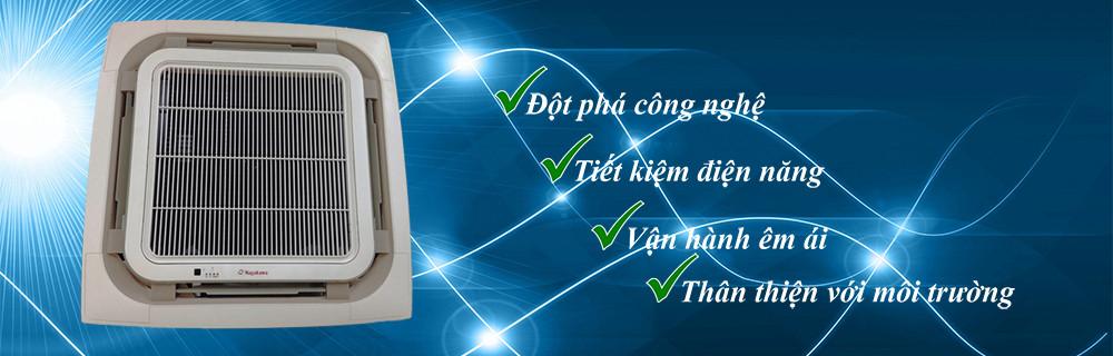 Báo danh 4 thương hiệu có máy lạnh âm trần 4hp giá rẻ nhất