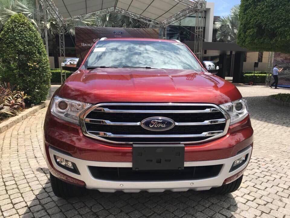 Ford Everest ra mắt tại Việt Nam không ngoài sự mong đợi của khách hàng