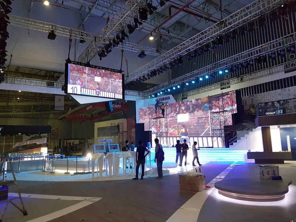Cung cấp màn hình Led chuyên nghiệp - tư vấn thiết kế sân khấu màn hình Led độc đáo