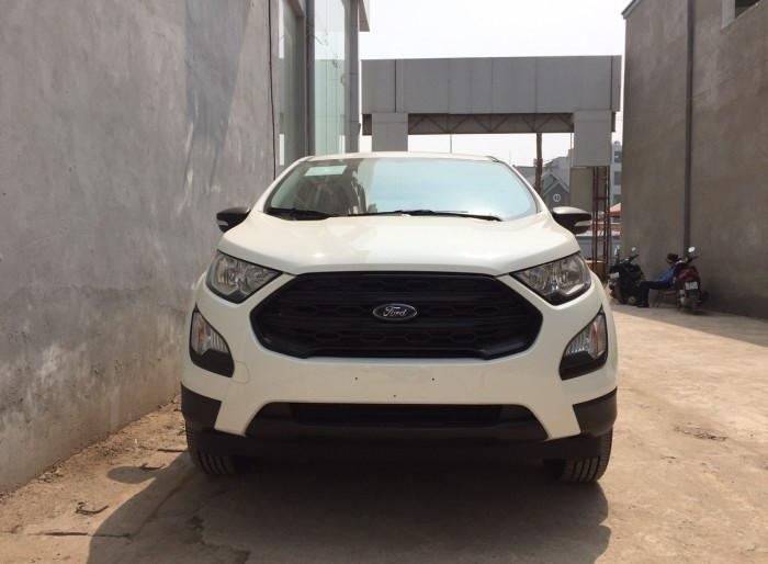 Tổng thể thiết kế ngoại thất của Ford Ecosport 2018(1)