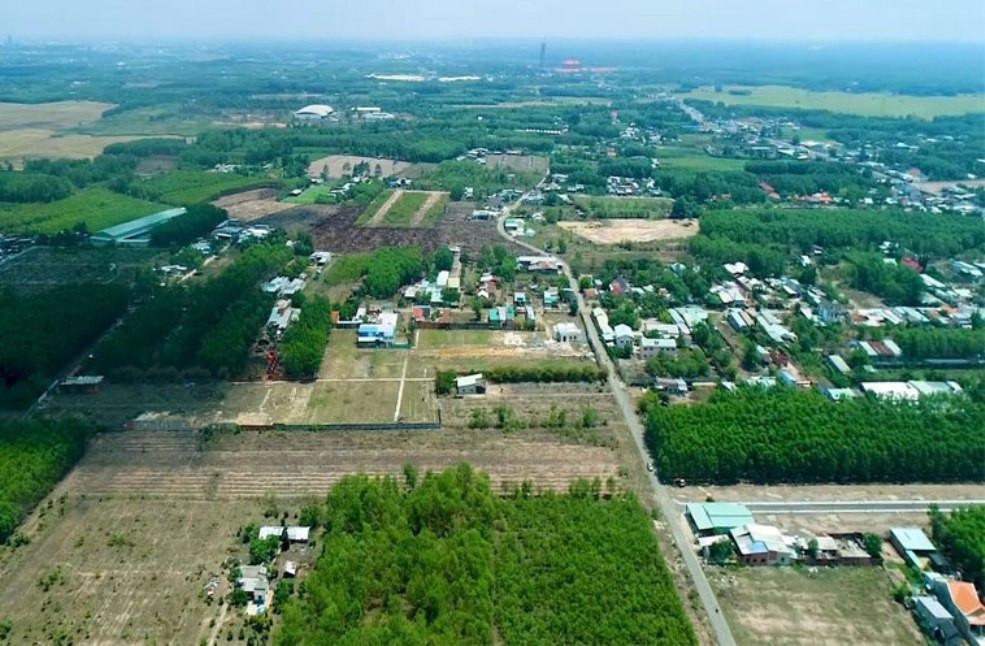 Hàng loạt dự án nhà đất Long An bị chấn chỉnh vì rao bán trái phép