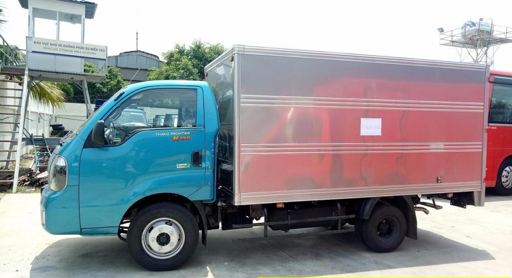 Đánh giá chi tiết xe tải Thaco Kia K250