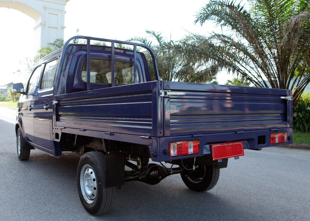 xe tải Trường Giang T3 cabin đôi