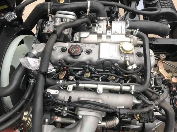 Xe tải Đô Thành IZ65 sử dụng công nghệ Euro IV