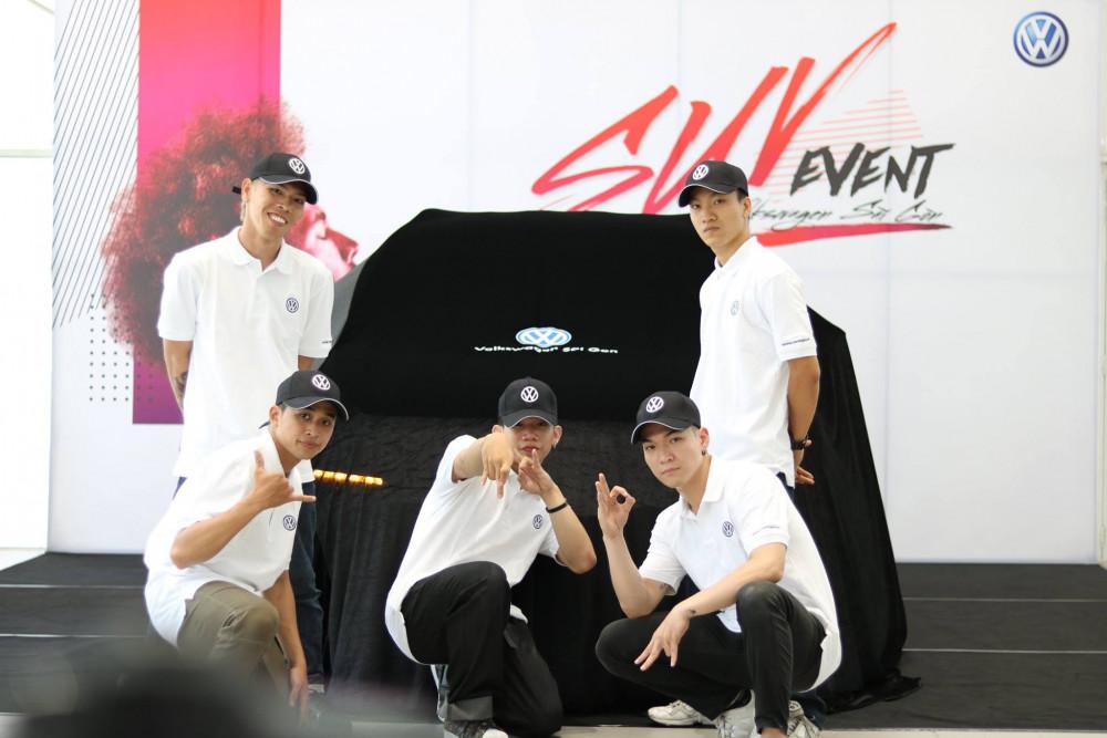 'SUV Event' – Buổi ra mắt Dòng xe Tiguan Allspace 2018 thành công rực rỡ của VW Saigon