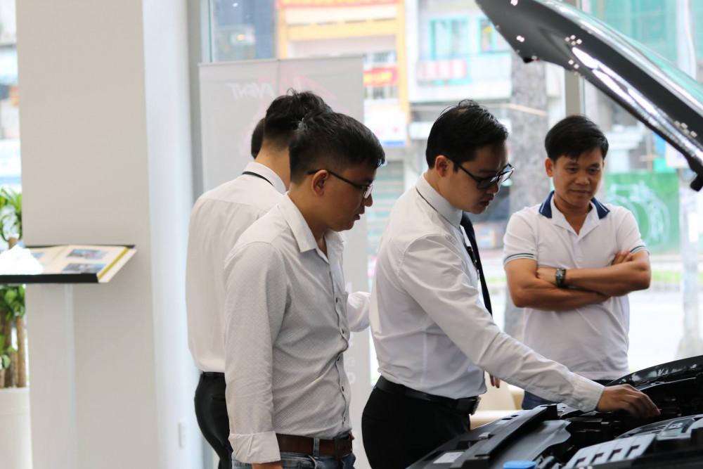 'SUV Event' – Buổi ra mắt Dòng xe Tiguan Allspace 2018 thành công rực rỡ của VW Saigon(3)