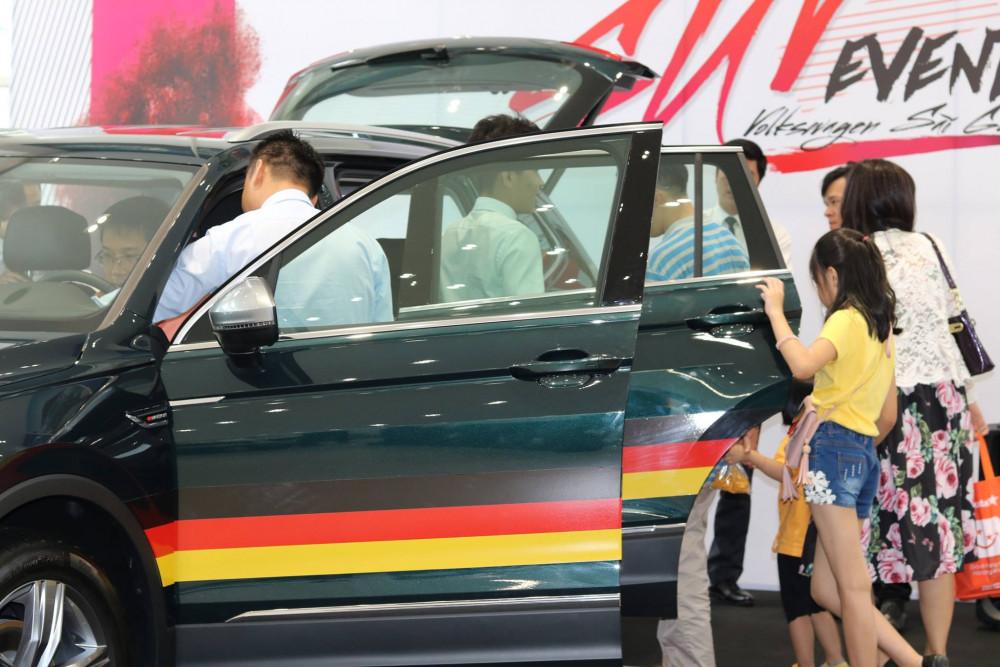 'SUV Event' – Buổi ra mắt Dòng xe Tiguan Allspace 2018 thành công rực rỡ của VW Saigon(4)