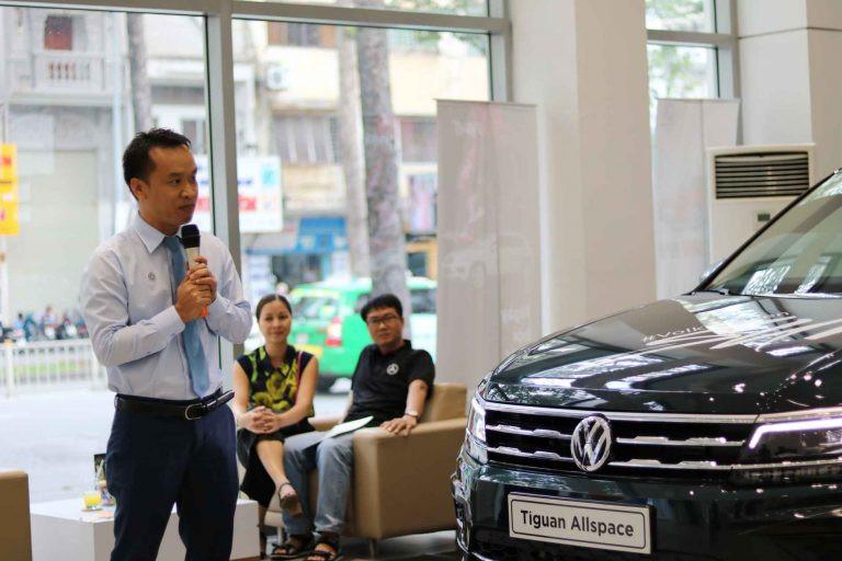 'SUV Event' – Buổi ra mắt Dòng xe Tiguan Allspace 2018 thành công rực rỡ của VW Saigon(13)