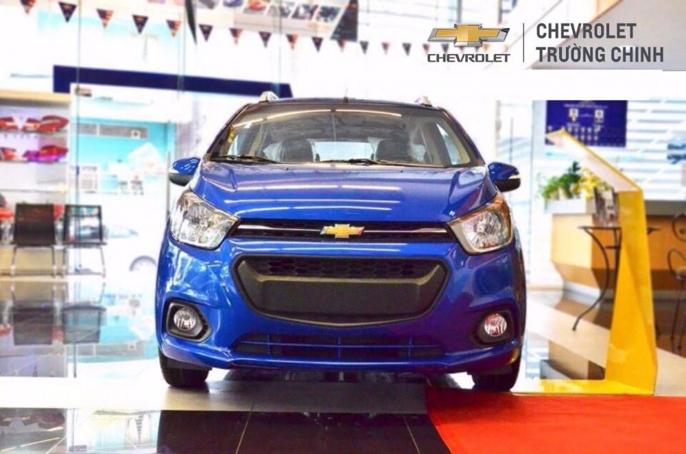 Đánh giá xe Chevrolet Spark 2018 - Dòng xe được lòng nhiều khách hàng