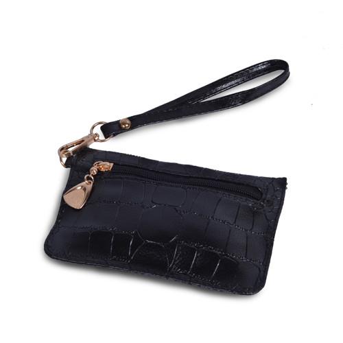 Mẫu bộ 3 túi xách màu đen - túi cầm tay clutch đen