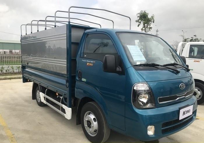 Đại lý bán xe tải Kia K250 uy tín tại TPHCM