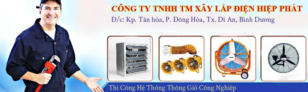 Giới thiệu về công ty TNHH TM xây lắp điện Hiệp Phát